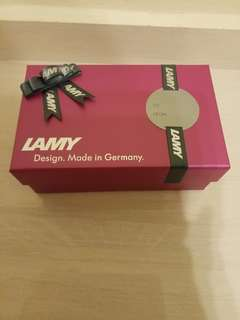 Lamy pen set limited edition