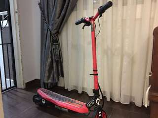 Electric Scooter (Broken Battery)