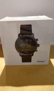 Fossil Q Explorist Smart Watch 智能手錶 FTW4005