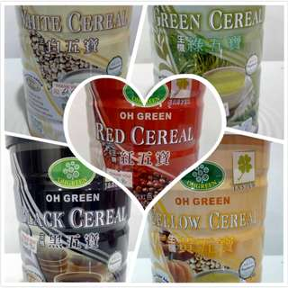 Wolly Element Cereals Powder