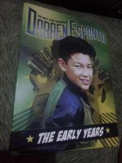 Darren Espanto Album