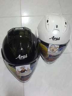 3105*** TSR RAM4 Helmet Convert ARAI For Sale 😁😁Thanks To All My Buyer Support 🐇🐇 Yamaha, Honda, Suzuki