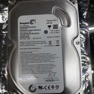Hardisk pc komputer 500gb slim