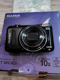 Camera fujifilm finefilm T200