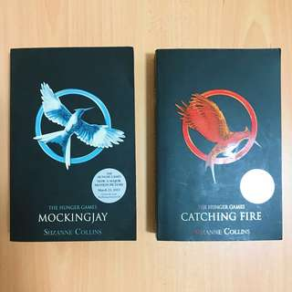 The Hunger Games (2nd & 3rd)