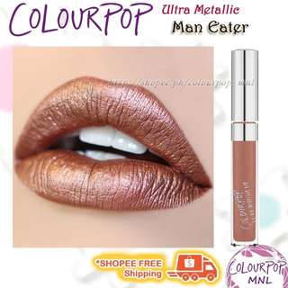 Colourpop Maneater Metallic