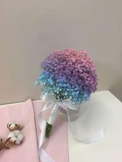 Unicorn bridal bouquet / ROM bouquet