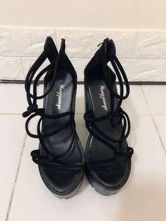 🚚 高跟涼鞋