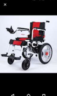 Electric wheelchair ♿