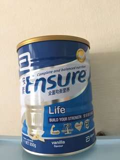 Ensure Life Vanilla