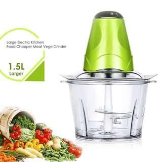 Eletric 1.5L Blender Large Kitchen Food Grinder