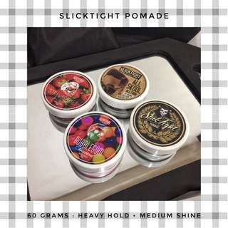 Slicktight Pomade