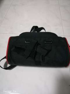 Cylinder handle bar Bag for bicycle
