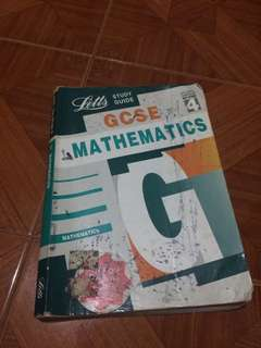 Gcse Math-algebra, trigo, geometry book