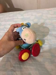澳洲Playgro-叮噹小馬吊飾玩具 推車 汽座吊飾