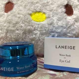 Laneige waterbank eye gel