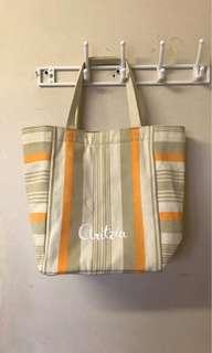 Aritzia Canvas Tote Bag