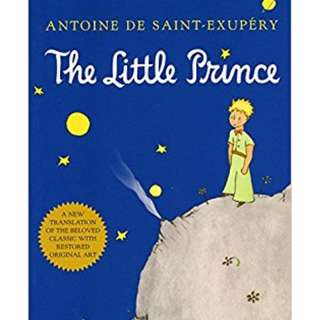 The Little Prince by Antoine de Saint-Exupéry (ebook)