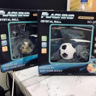 Flashing Crystal Ball
