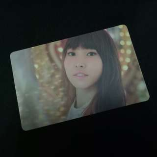[WTT/WTS] OFFICIAL GFRIEND LOL YUJU PHOTOCARD