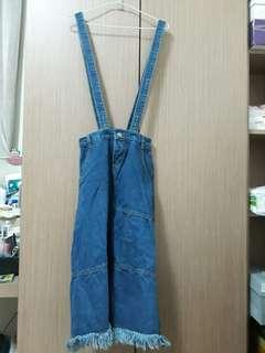 🚚 a字 吊帶裙