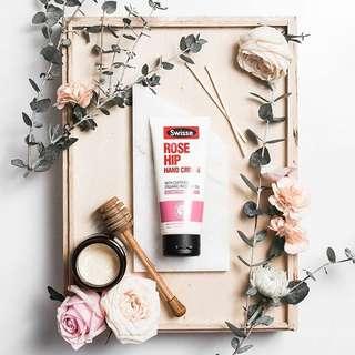 Ready Swisse Rose Hip Hand Cream 100ml