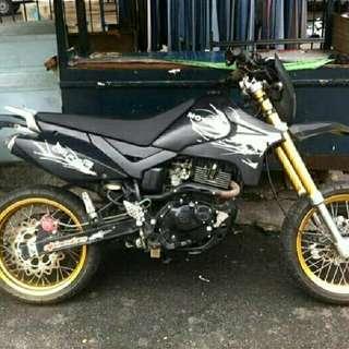 Motard CPI 200 Motorcross Bike