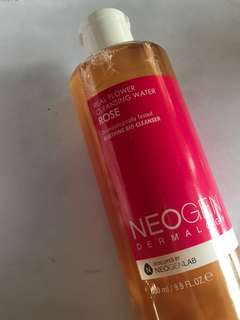 NEOGEN Real Flower Cleansing Water in ROSE