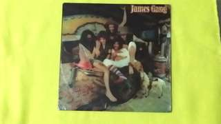 Pding JAMES GANG.  bang. Vinyl record