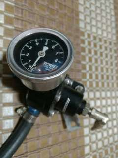 Adjustable Fuel Regulator Works