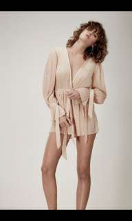 C/meo unstoppable playsuit with tags
