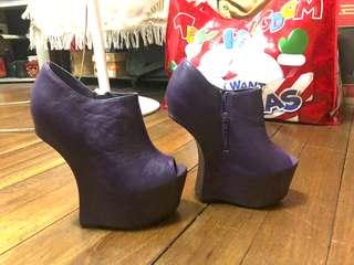 Super High Heels - Size 7