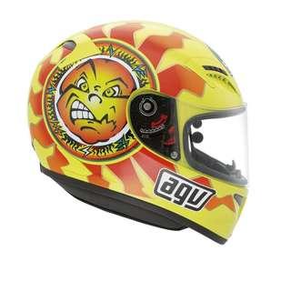 Valentino Rossi AGV Helmet