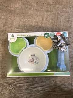 Disney cutlery gift set
