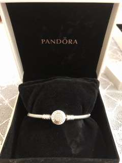 100% New Pandora bracelet 16cm