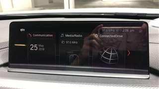BN BMW 3-Series F30 Navig Screen Protector