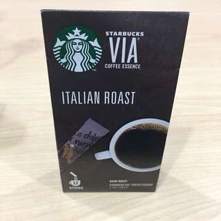 Starbucks Via Instant - Italian Roast