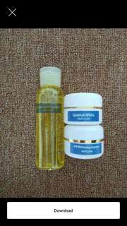 Paket cream farma lemon extract