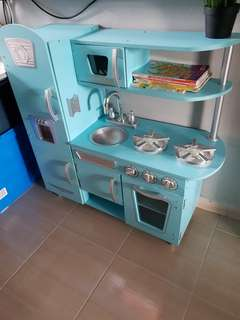 Kidkraft Tiffany Blue Kitchen