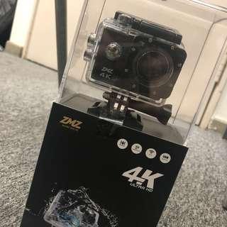 4K ULTRA HD waterproof camera