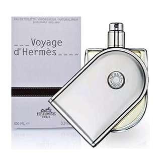 HERMES VOYAGE D'HERMES EDT FOR UNISEX 100ML