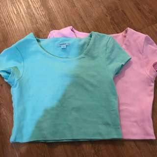 Kookai basic tops!