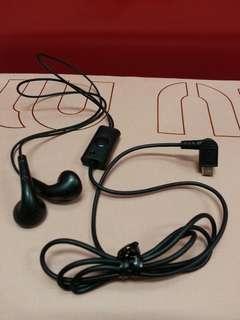 LG earphone 耳機 - 舊插