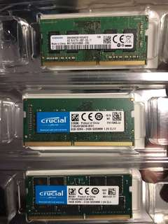 Laptop DDR4 RAM (Lifetime warranty)