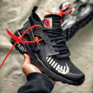 "Nike Huarache Off White ""Ultra Black"""
