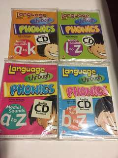 BN Language through Phonics by Juliet McCully