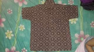 TURUN HARGA    pl baju batik buat umur 3-4 taon