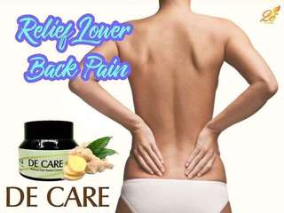 De Care pain relief  cream