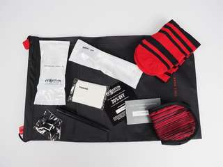 American Airlines Cole Haan amenity kit