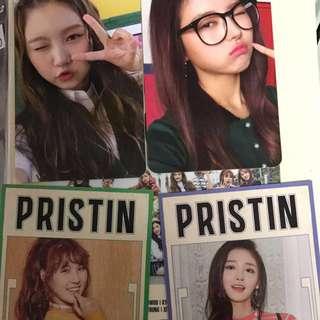 WTT Official Photocards